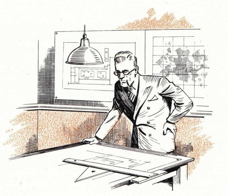 De rol van de 'architect'