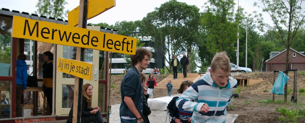Locatiemarketing bij Meer Merwede